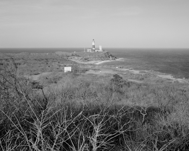 Montauk Point in U.S.
