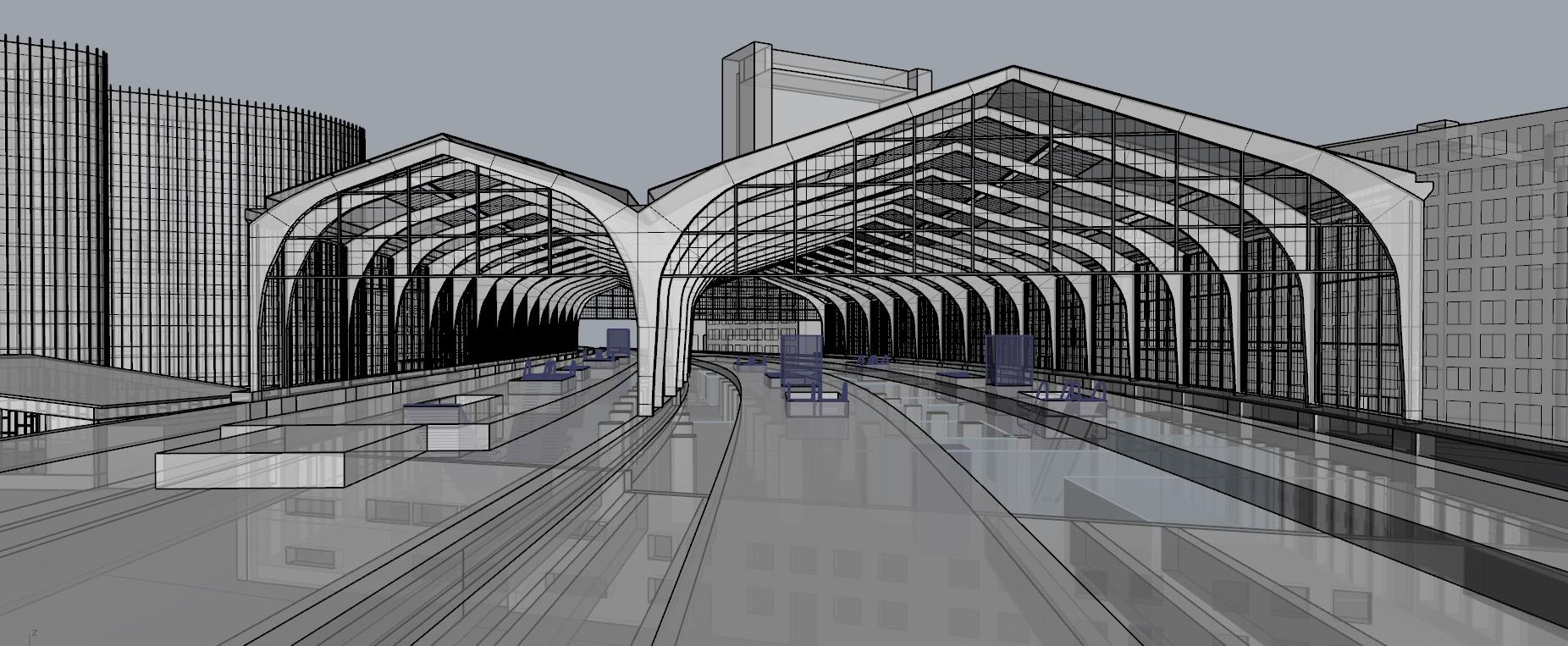 Architecture dissertations in progress