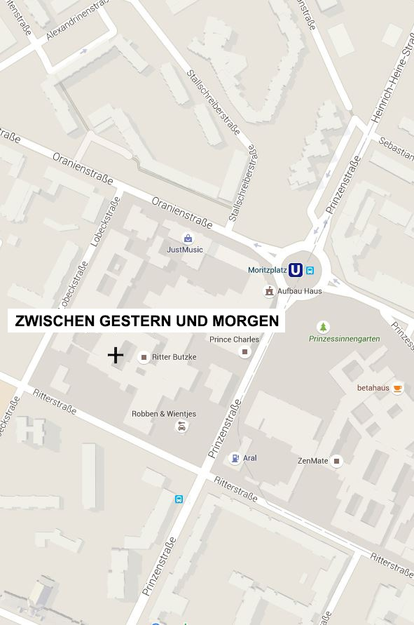 Google Map of Ritterstraße 26, 10969 Berlin Germany
