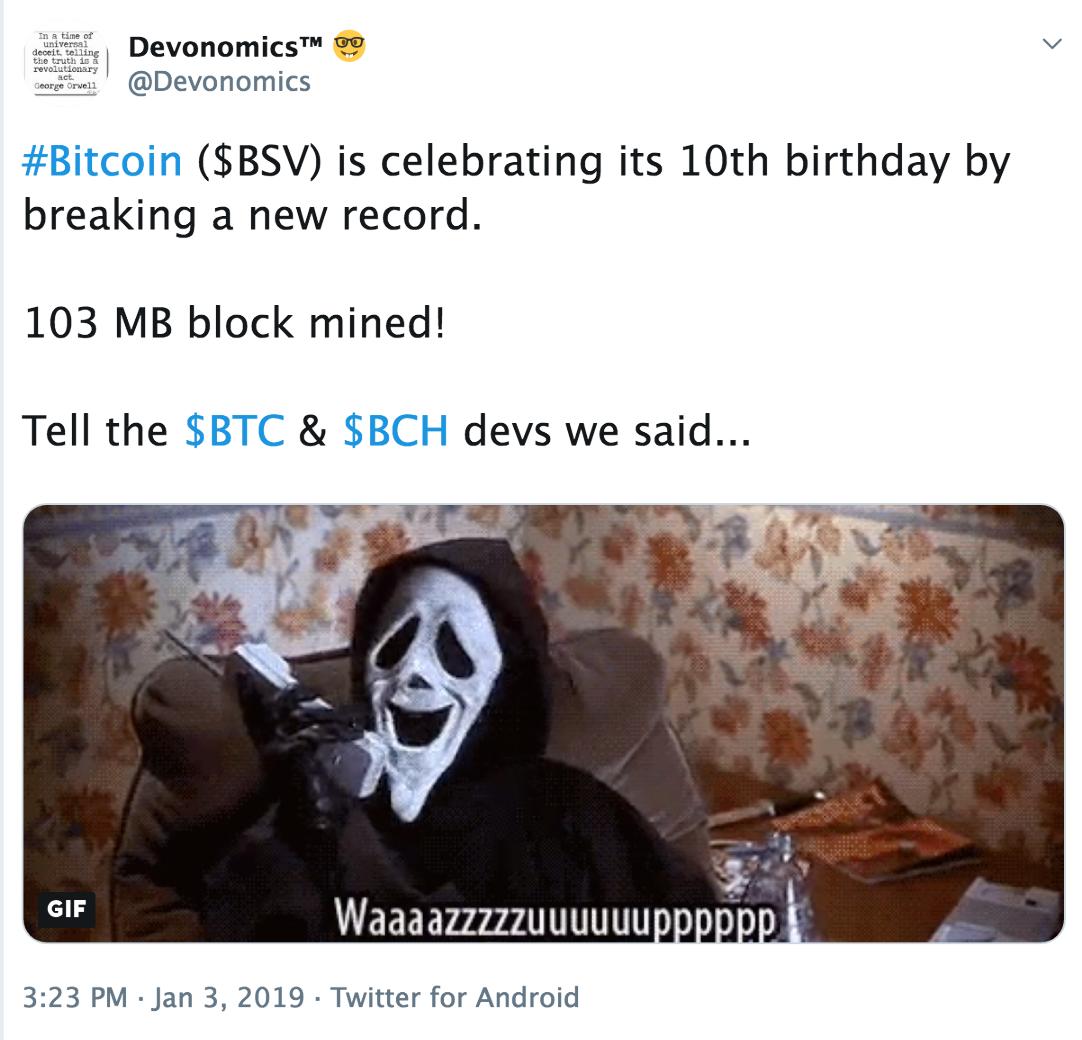 Oh my Satoshi - 10th Birthday